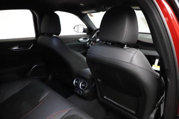 New 2020 Alfa Romeo Giulia Quadrifoglio for sale $83,590 at Maserati of Greenwich in Greenwich CT 06830 28
