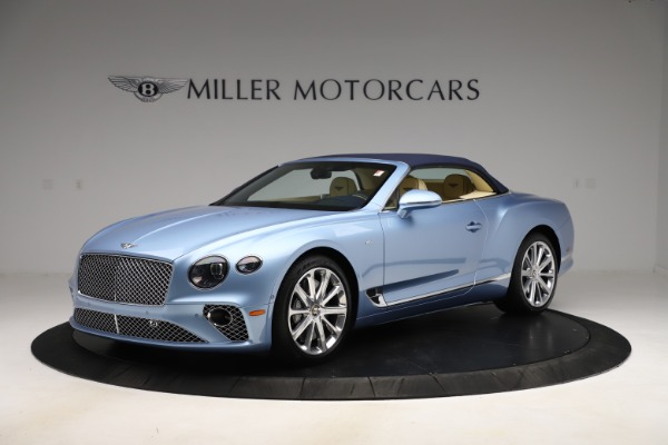 New 2020 Bentley Continental GTC V8 for sale $261,455 at Maserati of Greenwich in Greenwich CT 06830 10