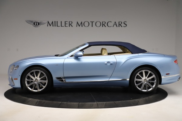 New 2020 Bentley Continental GTC V8 for sale $261,455 at Maserati of Greenwich in Greenwich CT 06830 11