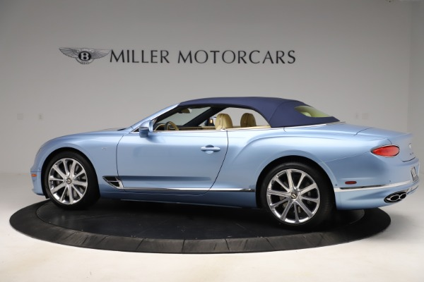 New 2020 Bentley Continental GTC V8 for sale $261,455 at Maserati of Greenwich in Greenwich CT 06830 12