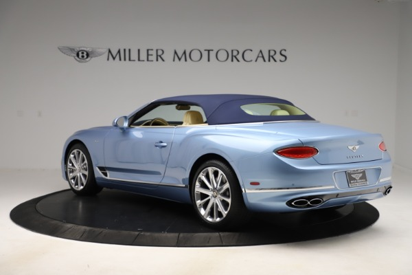 New 2020 Bentley Continental GTC V8 for sale $261,455 at Maserati of Greenwich in Greenwich CT 06830 13