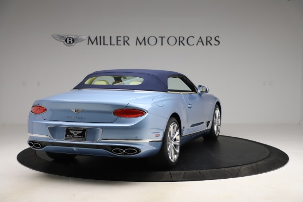New 2020 Bentley Continental GTC V8 for sale $261,455 at Maserati of Greenwich in Greenwich CT 06830 15