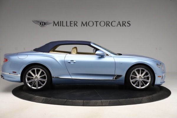 New 2020 Bentley Continental GTC V8 for sale $261,455 at Maserati of Greenwich in Greenwich CT 06830 17