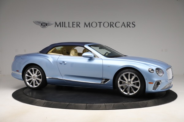 New 2020 Bentley Continental GTC V8 for sale $261,455 at Maserati of Greenwich in Greenwich CT 06830 18