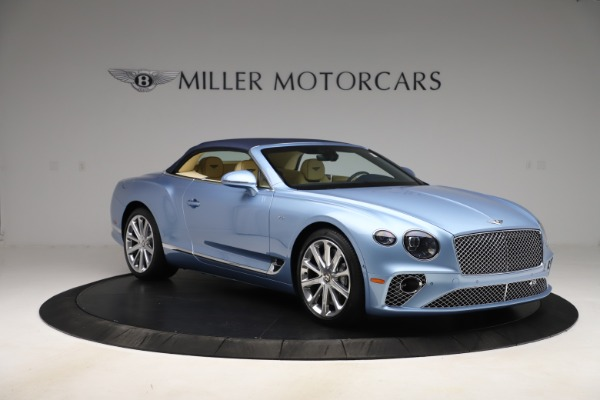 New 2020 Bentley Continental GTC V8 for sale $261,455 at Maserati of Greenwich in Greenwich CT 06830 19