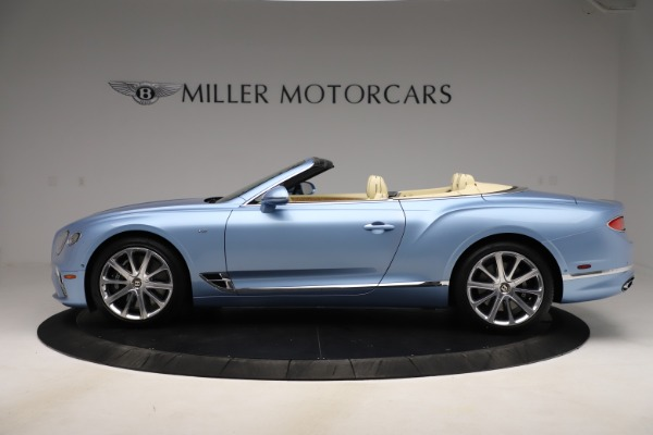 New 2020 Bentley Continental GTC V8 for sale $261,455 at Maserati of Greenwich in Greenwich CT 06830 2