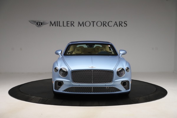 New 2020 Bentley Continental GTC V8 for sale $261,455 at Maserati of Greenwich in Greenwich CT 06830 20