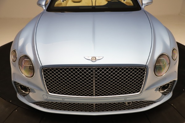 New 2020 Bentley Continental GTC V8 for sale $261,455 at Maserati of Greenwich in Greenwich CT 06830 21