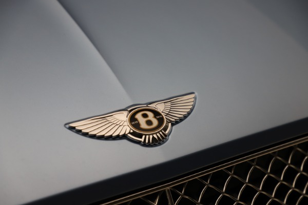 New 2020 Bentley Continental GTC V8 for sale $261,455 at Maserati of Greenwich in Greenwich CT 06830 22