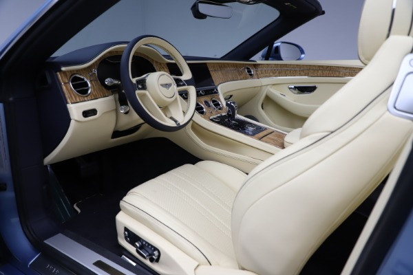 New 2020 Bentley Continental GTC V8 for sale $261,455 at Maserati of Greenwich in Greenwich CT 06830 25