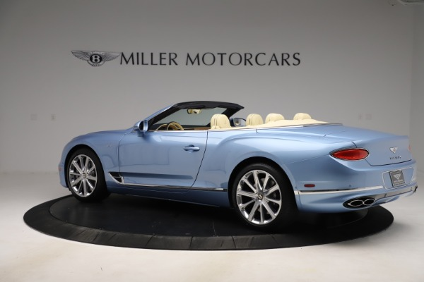 New 2020 Bentley Continental GTC V8 for sale $261,455 at Maserati of Greenwich in Greenwich CT 06830 3