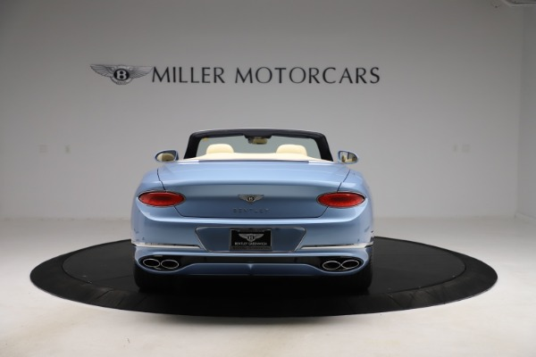 New 2020 Bentley Continental GTC V8 for sale $261,455 at Maserati of Greenwich in Greenwich CT 06830 4