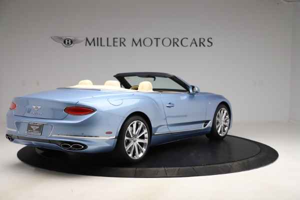 New 2020 Bentley Continental GTC V8 for sale $261,455 at Maserati of Greenwich in Greenwich CT 06830 5