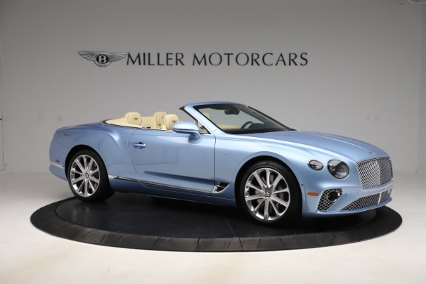 New 2020 Bentley Continental GTC V8 for sale $261,455 at Maserati of Greenwich in Greenwich CT 06830 7