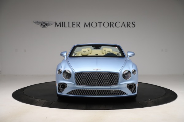 New 2020 Bentley Continental GTC V8 for sale $261,455 at Maserati of Greenwich in Greenwich CT 06830 8