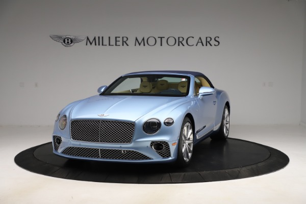 New 2020 Bentley Continental GTC V8 for sale $261,455 at Maserati of Greenwich in Greenwich CT 06830 9