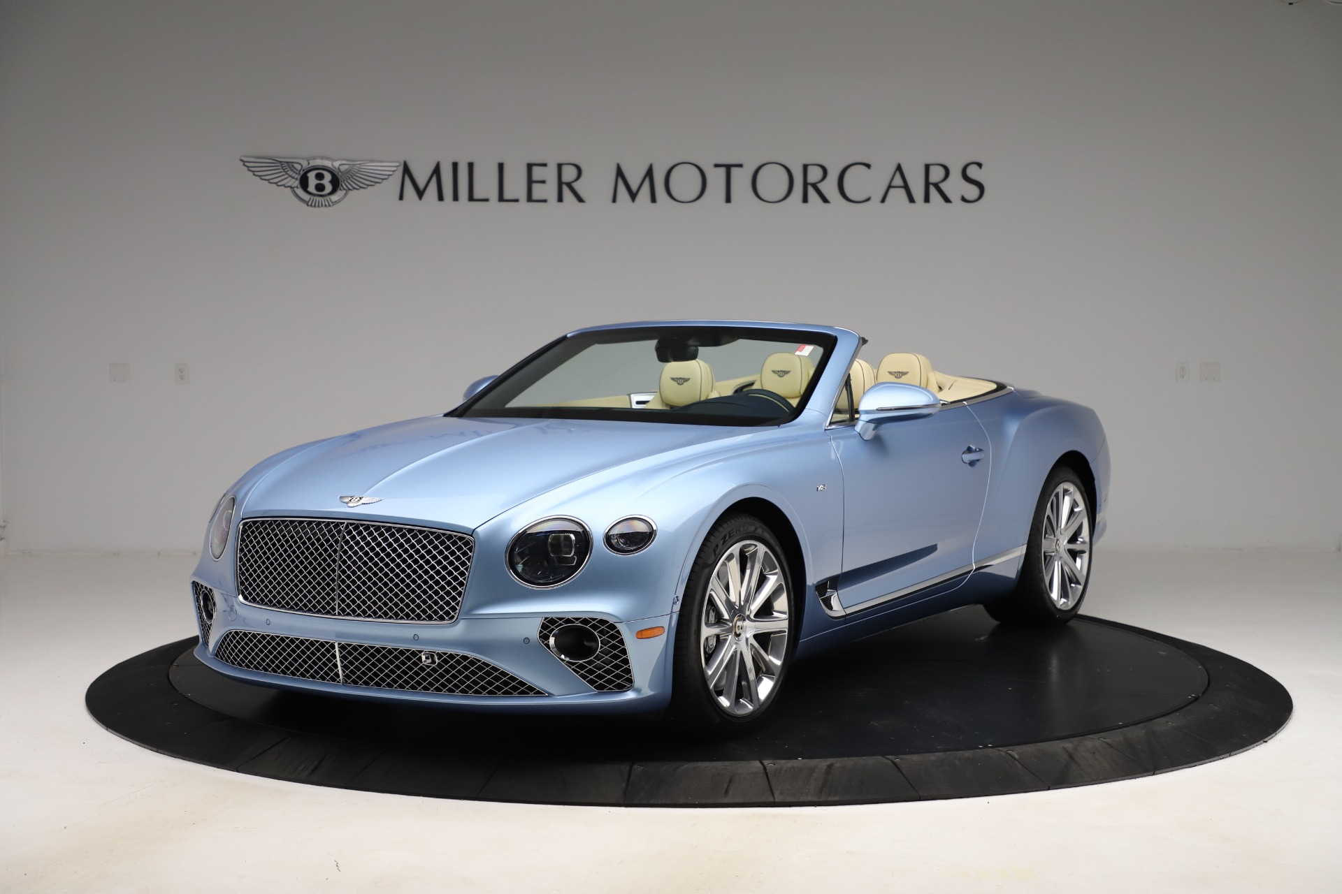 New 2020 Bentley Continental GTC V8 for sale $261,455 at Maserati of Greenwich in Greenwich CT 06830 1