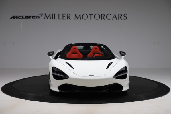 New 2020 McLaren 720S Spider Performance for sale $386,289 at Maserati of Greenwich in Greenwich CT 06830 11