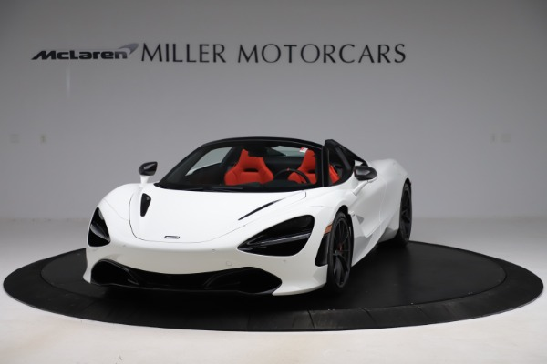 New 2020 McLaren 720S Spider Performance for sale $386,289 at Maserati of Greenwich in Greenwich CT 06830 12