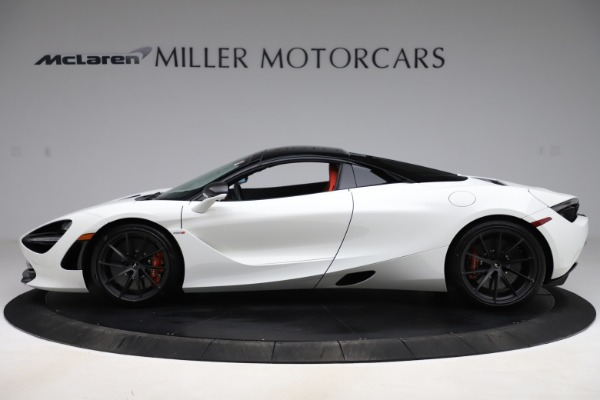 New 2020 McLaren 720S Spider Performance for sale $386,289 at Maserati of Greenwich in Greenwich CT 06830 14