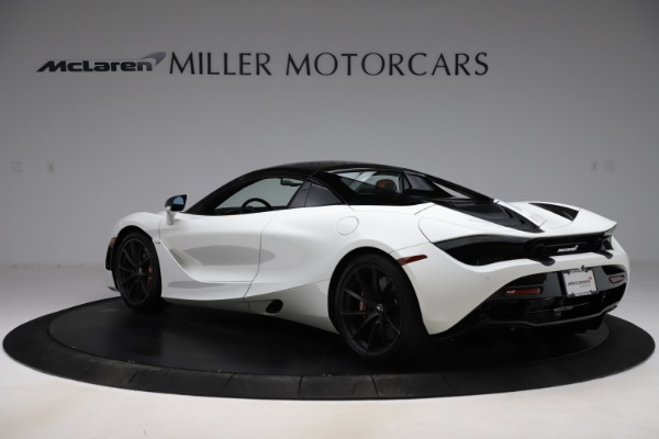 New 2020 McLaren 720S Spider Performance for sale $386,289 at Maserati of Greenwich in Greenwich CT 06830 15
