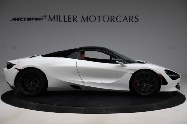 New 2020 McLaren 720S Spider Performance for sale $386,289 at Maserati of Greenwich in Greenwich CT 06830 17