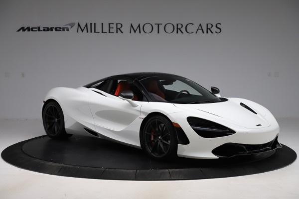 New 2020 McLaren 720S Spider Performance for sale $386,289 at Maserati of Greenwich in Greenwich CT 06830 18