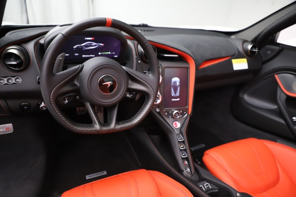 New 2020 McLaren 720S Spider Performance for sale $386,289 at Maserati of Greenwich in Greenwich CT 06830 19