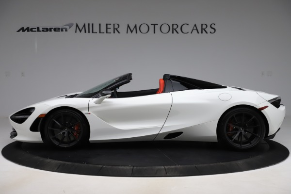 New 2020 McLaren 720S Spider Performance for sale Sold at Maserati of Greenwich in Greenwich CT 06830 2