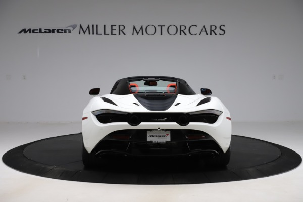 New 2020 McLaren 720S Spider Performance for sale $386,289 at Maserati of Greenwich in Greenwich CT 06830 5