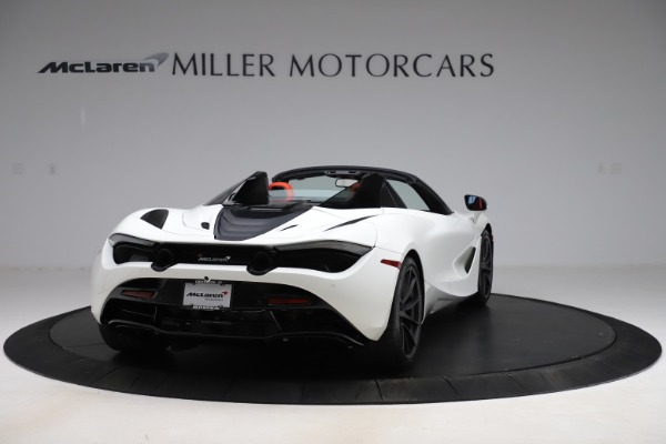New 2020 McLaren 720S Spider Performance for sale $386,289 at Maserati of Greenwich in Greenwich CT 06830 6