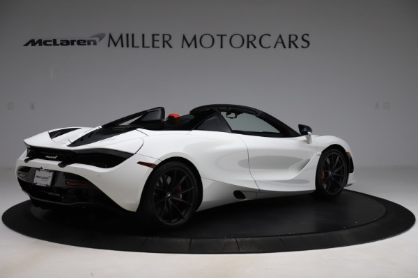 New 2020 McLaren 720S Spider Performance for sale $386,289 at Maserati of Greenwich in Greenwich CT 06830 7