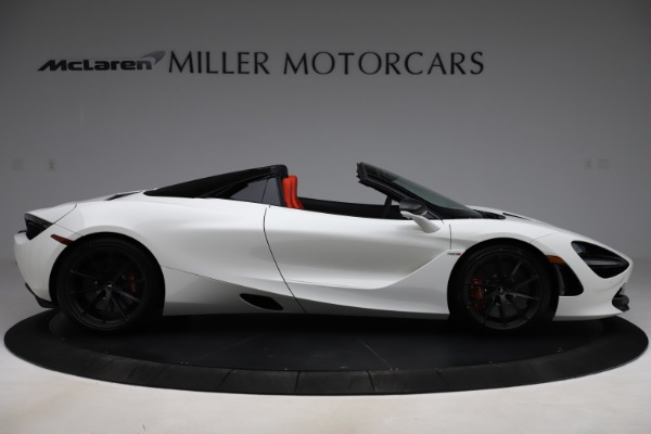New 2020 McLaren 720S Spider Performance for sale Sold at Maserati of Greenwich in Greenwich CT 06830 8