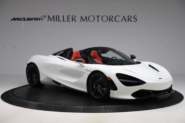 New 2020 McLaren 720S Spider Performance for sale $386,289 at Maserati of Greenwich in Greenwich CT 06830 9