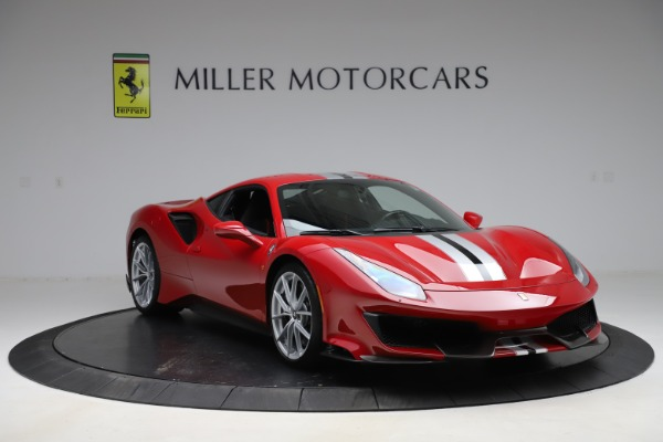 Used 2020 Ferrari 488 Pista for sale $469,900 at Maserati of Greenwich in Greenwich CT 06830 11