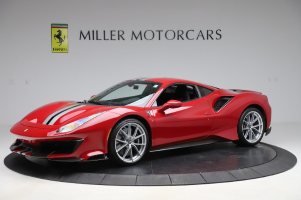 Used 2020 Ferrari 488 Pista for sale $469,900 at Maserati of Greenwich in Greenwich CT 06830 2