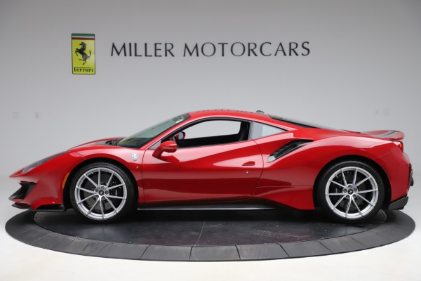 Used 2020 Ferrari 488 Pista for sale $469,900 at Maserati of Greenwich in Greenwich CT 06830 3