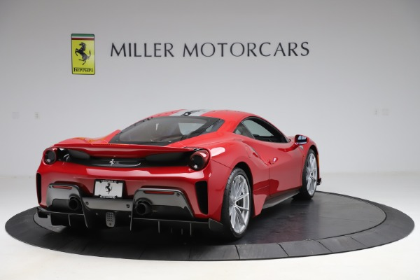 Used 2020 Ferrari 488 Pista for sale $469,900 at Maserati of Greenwich in Greenwich CT 06830 7