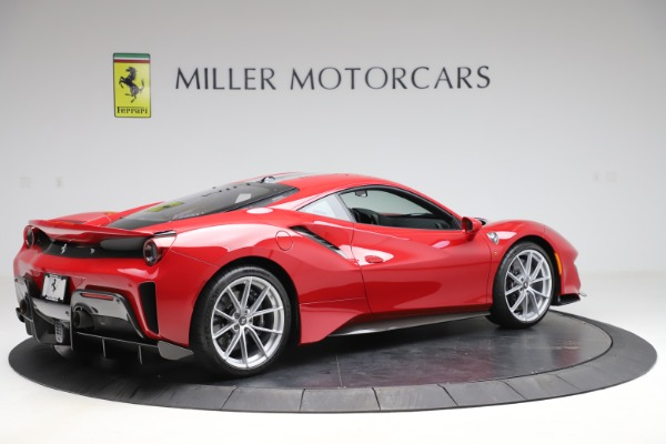 Used 2020 Ferrari 488 Pista for sale $469,900 at Maserati of Greenwich in Greenwich CT 06830 8