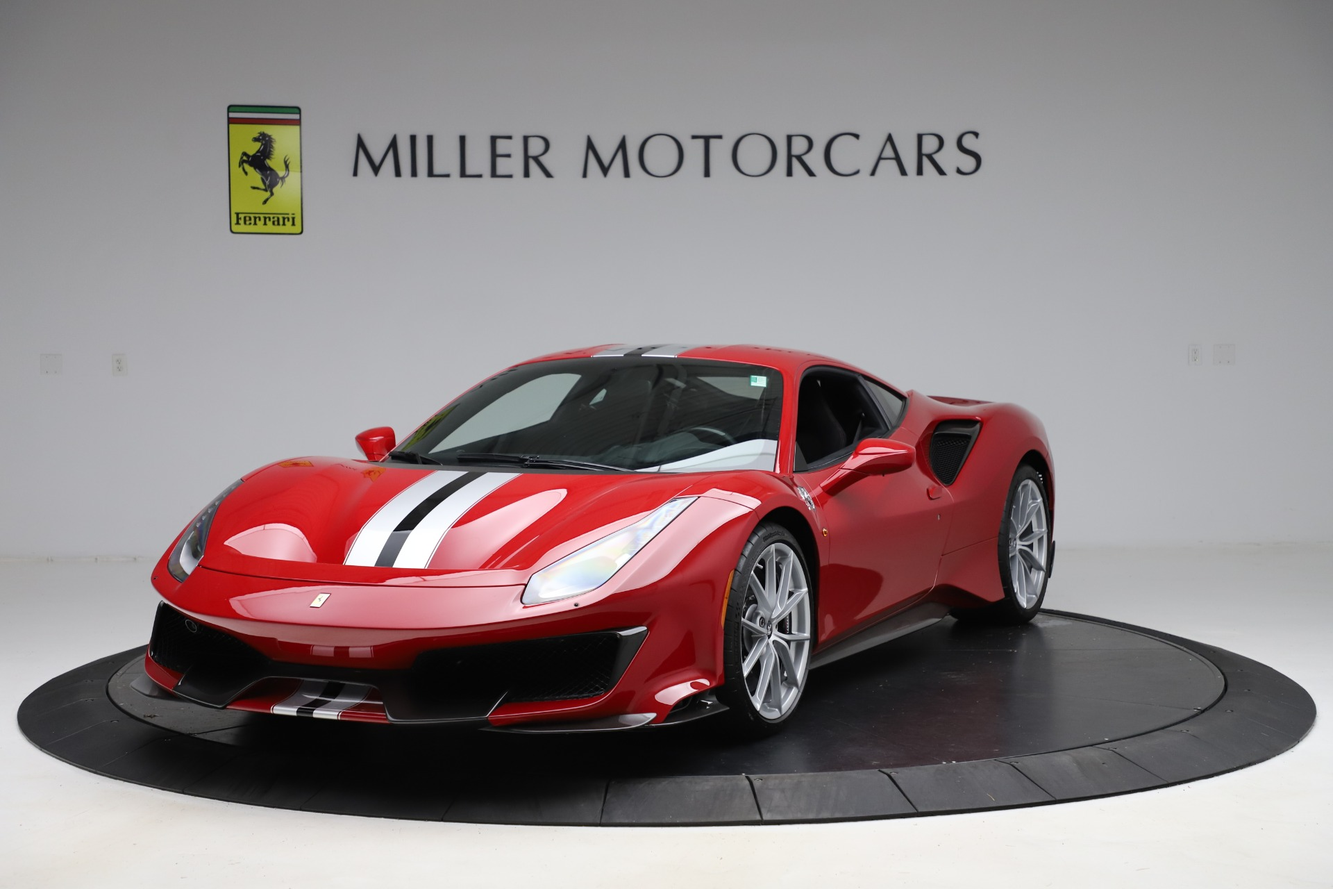 Used 2020 Ferrari 488 Pista for sale $469,900 at Maserati of Greenwich in Greenwich CT 06830 1
