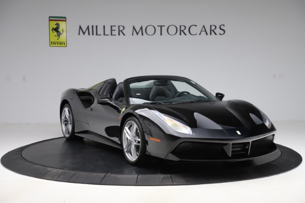 Used 2016 Ferrari 488 Spider for sale $242,900 at Maserati of Greenwich in Greenwich CT 06830 11