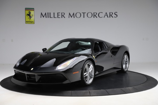 Used 2016 Ferrari 488 Spider for sale $242,900 at Maserati of Greenwich in Greenwich CT 06830 13