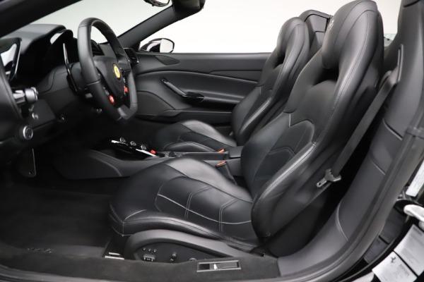 Used 2016 Ferrari 488 Spider for sale $242,900 at Maserati of Greenwich in Greenwich CT 06830 18