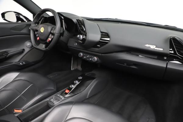 Used 2016 Ferrari 488 Spider for sale $242,900 at Maserati of Greenwich in Greenwich CT 06830 21