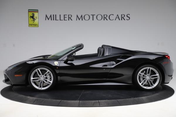 Used 2016 Ferrari 488 Spider for sale $242,900 at Maserati of Greenwich in Greenwich CT 06830 3