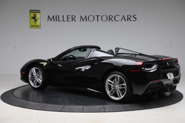 Used 2016 Ferrari 488 Spider for sale $242,900 at Maserati of Greenwich in Greenwich CT 06830 4
