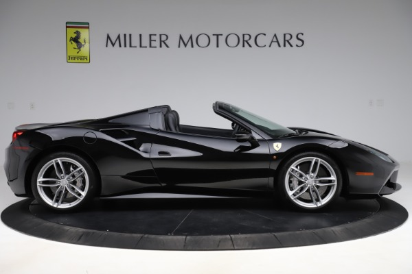 Used 2016 Ferrari 488 Spider for sale $242,900 at Maserati of Greenwich in Greenwich CT 06830 9