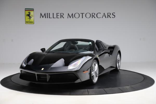 Used 2016 Ferrari 488 Spider for sale $242,900 at Maserati of Greenwich in Greenwich CT 06830 1