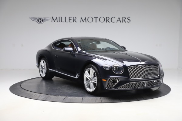 New 2020 Bentley Continental GT W12 for sale $260,770 at Maserati of Greenwich in Greenwich CT 06830 11