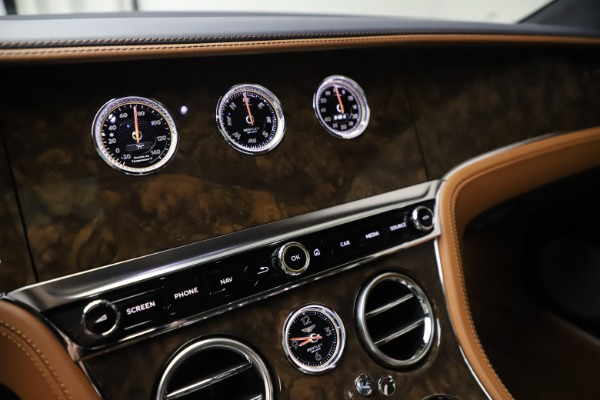 New 2020 Bentley Continental GT W12 for sale $260,770 at Maserati of Greenwich in Greenwich CT 06830 25